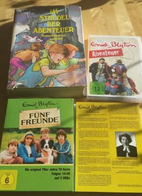 Fünf Freunde und die Abenteuer-Serie
