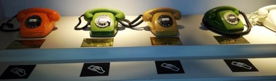 Wählscheibentelefon