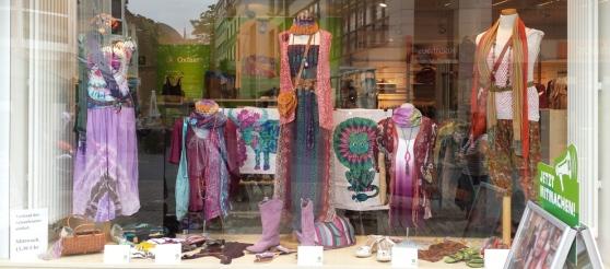 Oxfam Fashion Store