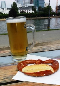 Bier und Brezel
