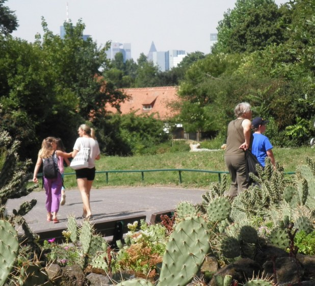 Zoo in Stadtlage