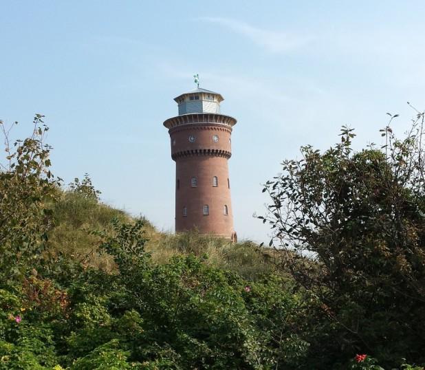 Wasserturm auf Borkum