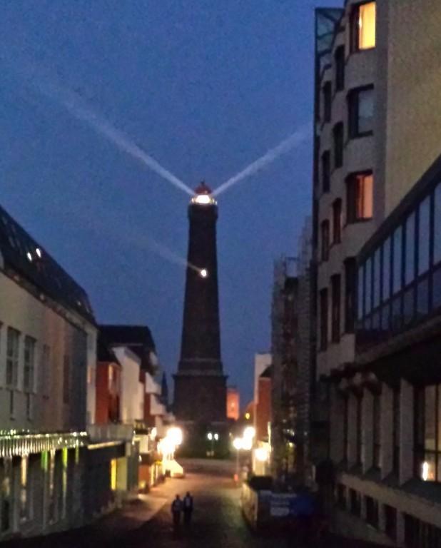 Neuer Leuchtturm auf Borkum