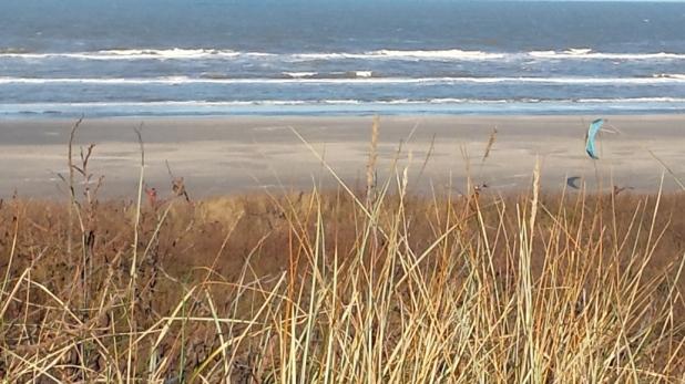 Juist Dezember 2014 Strand und Meer