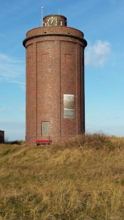 Juist Wasserturm