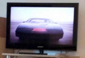 Knight Rider Fernseher