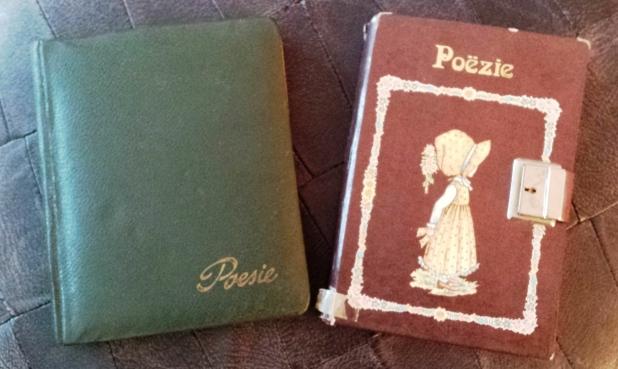 Zwei Poesiealben