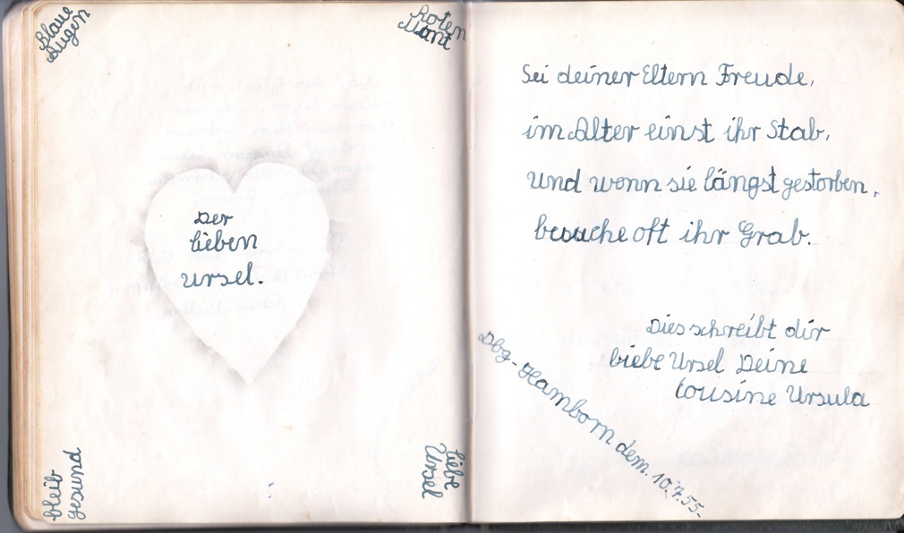 kurze poesiealbum sprüche