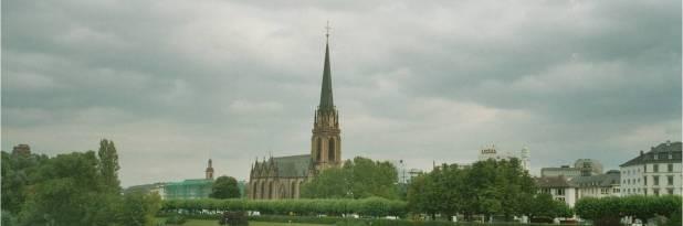 Frankfurt Dreikönigskirche