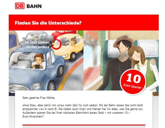 Bahnstreik, Newsletter