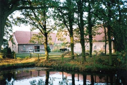 Bauernhaus Norddeutschland Klinkerbau