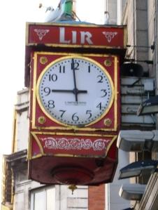 Uhr Dublin