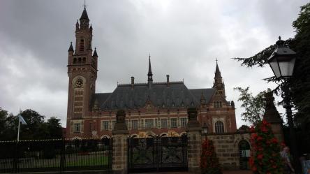 Europäischer Gerichtshof in Den Haag
