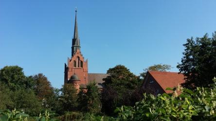 Kirche Borkum