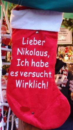 Nikolausstrumpf