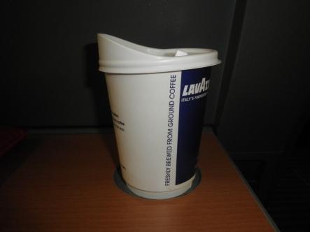 patentierter Kaffeebecher