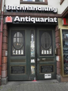 Buchhandlung Schutt, Bornheim