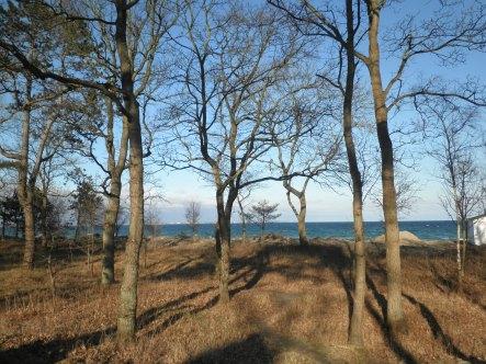 Ostseeküste bei Timmendorf
