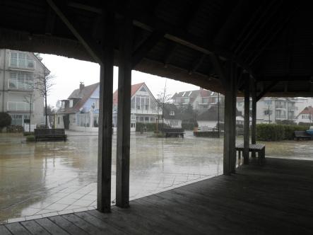 Regen in Haffkrug