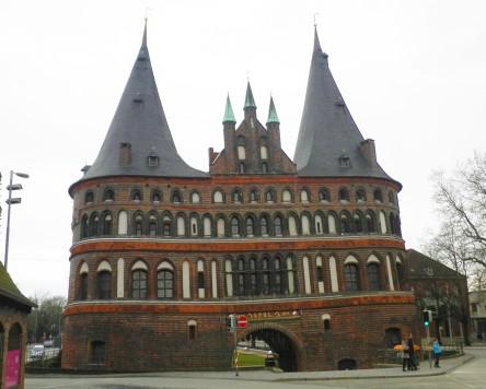Lübeck, Holsten Tor
