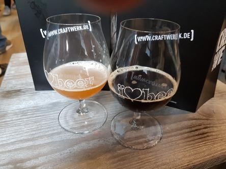 Bier zum Testen, Craft Beer Festival