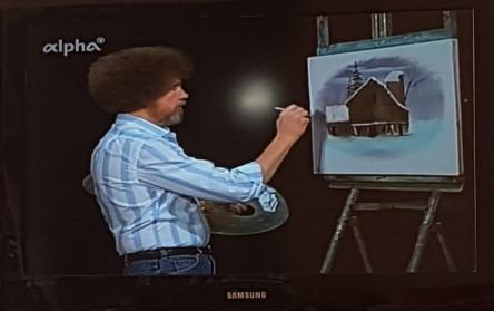 Maler im TV