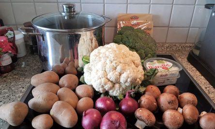 Gemüse, Gemüseeintopf