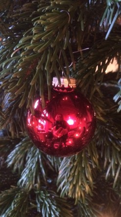 Oh Tannenbaum, Weihnachtskugel
