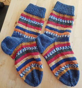 Socken, Reste, Wollrechte, Restesocken