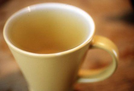 Hafertee, Tee, Teetasse, Kräutertee