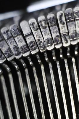 Schreibmaschine, Typen
