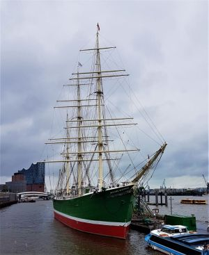 Hamburg, alte Liebe, Elbphilharmonie