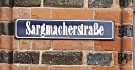 Sargmacherstraße