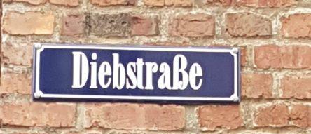 Diebstraße