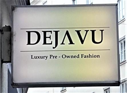 Deja-vu, Laden, Wien