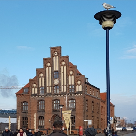 Wismar, alter Hafen