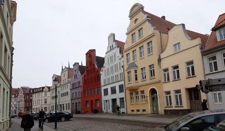Wismar, Lübscher Straße