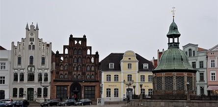 Wismar, Marktplatz