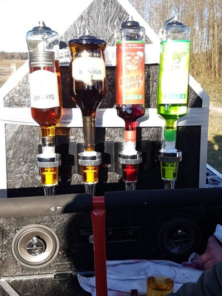 Profi-Bollerwagen, Kohlfahrt