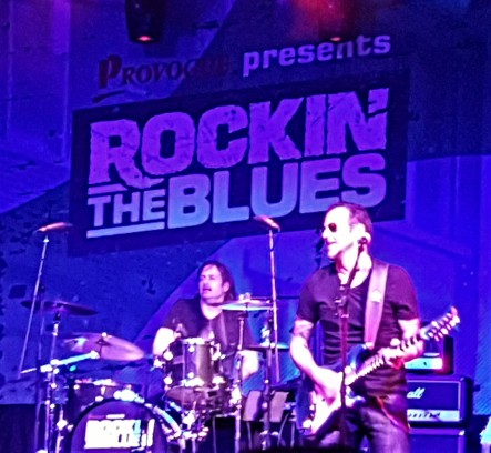 Gary Hoey, Batschkapp, Rocking the Blues