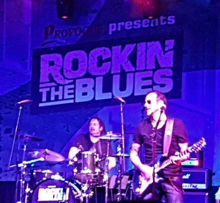 Gary Hoey, Batschkapp, Rocking the Blues