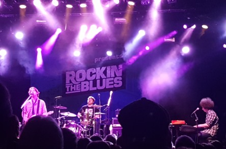 Quinn Sullivan, Batschkapp, Rocking the Blues