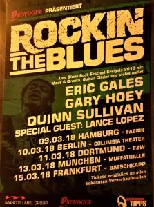 Rockin the Blues, Batschkapp