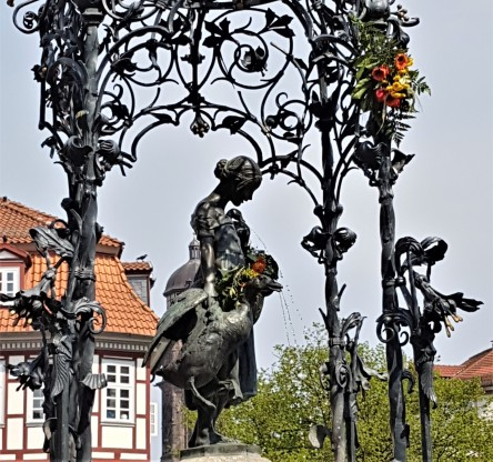 Göttingen, Gänseliesel
