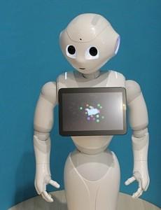 Pepper, Roboter