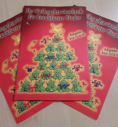 Frankfurter Kinderbüro, Weihnachtswünsche