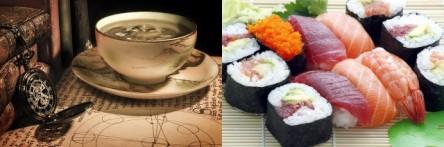 Zeit für Sushi