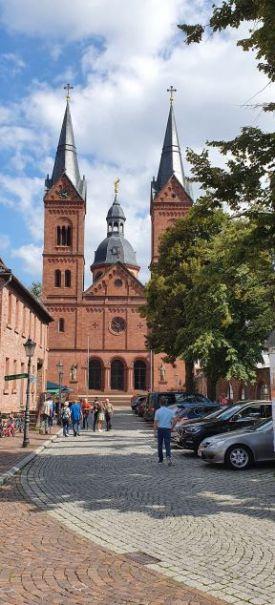 Kirche St. Marcellinus und Petrus, Seligenstadt