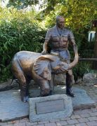 Georg von Opel, der Gründer des Zoos